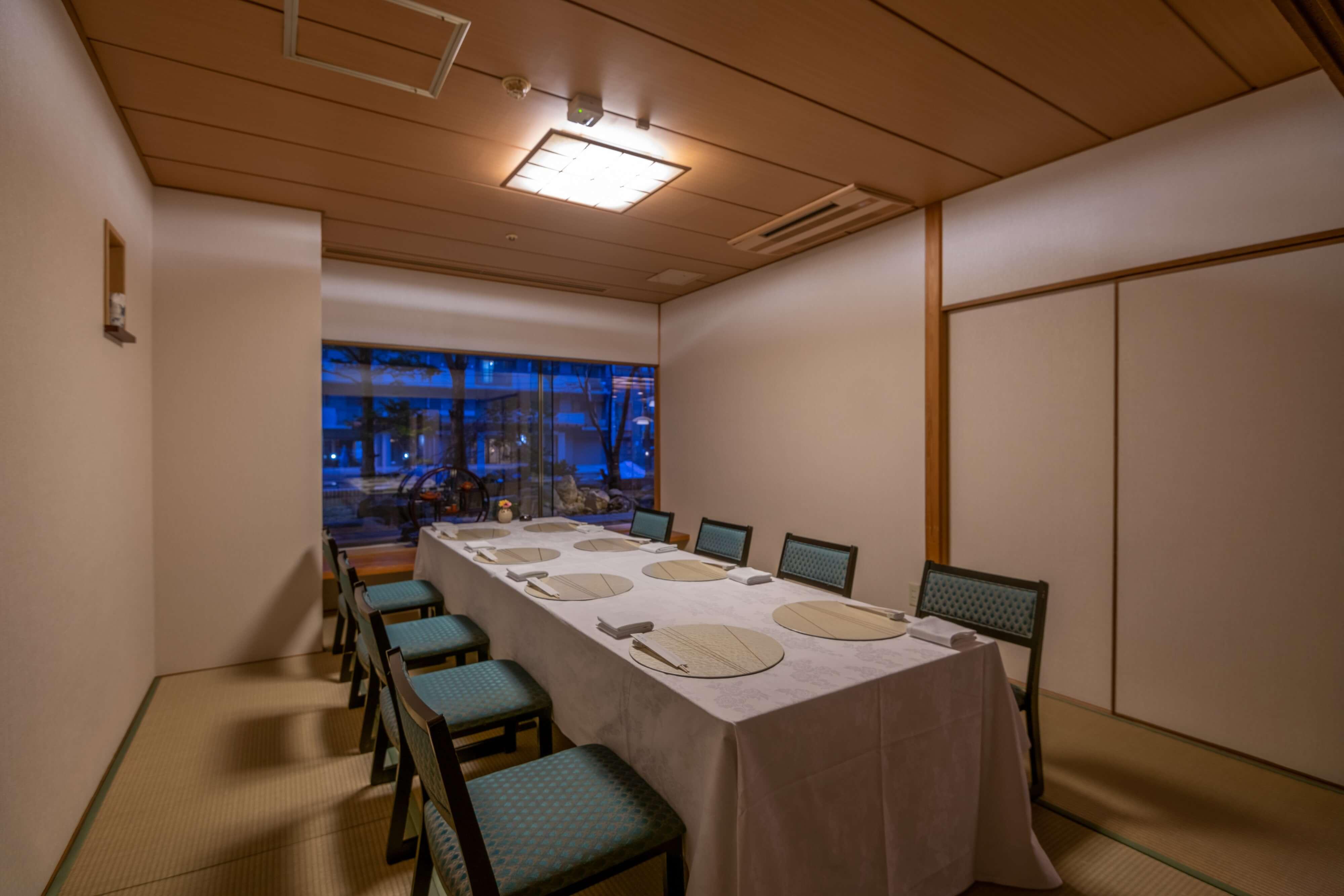 Japanese & Modern Chinese 嵐山の写真 和室
